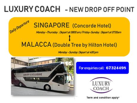 Luxury Coach Services Singapore   Bus Ticket Online Booking